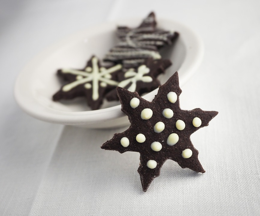 Stella di cioccolato e cannella