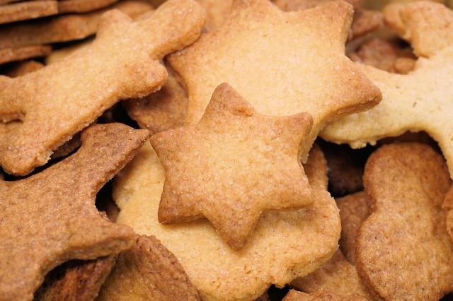 Ricetta Biscotti Di Natale.Biscotti Cannella E Zenzero