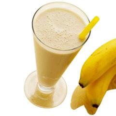 centrifugato per bambini pera e banana