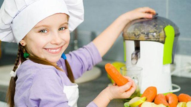 ricette centrifugati bambini frutta e verdura